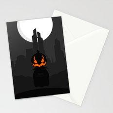 Brat Pumpkinhead Stationery Cards