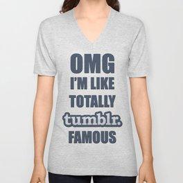Tumblr Famous Unisex V-Neck