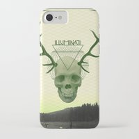 illuminati iPhone & iPod Cases featuring IlluminatI by Tommy Cash