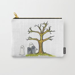 Out by the Yew Tree Carry-All Pouch