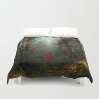 explore Duvet Covers featuring Explore by Varsha Vijayan