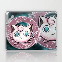 39 - Jigglypuff Laptop & iPad Skin