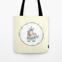 Gelati Unicorn Tote Bag