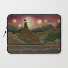Night landscape Laptop Sleeve