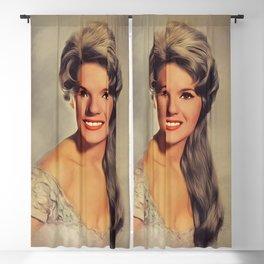 Connie Stevens, Vintage Actress Blackout Curtain