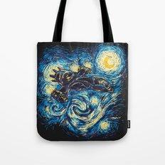 Starry Flight (Serenity) Tote Bag