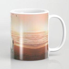 NEVER STOP EXPLORING VI (A SUNDOWN) Coffee Mug