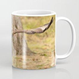 Common Buzzard Coffee Mug