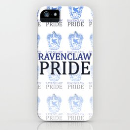 Ravenclaw Pride iPhone Case