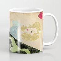 wicked Mugs featuring Wicked by Serena Rocca
