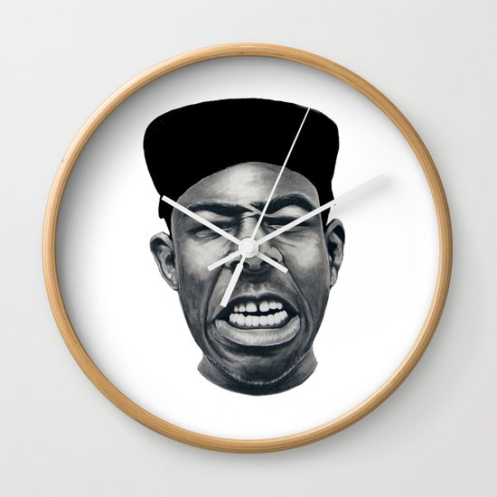 IFHY (Tyler the creator) Wall Clock