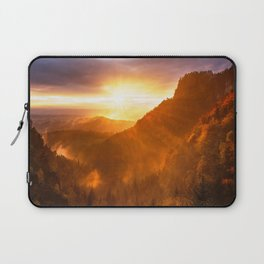 Hug Me In The Sun Laptop Sleeve