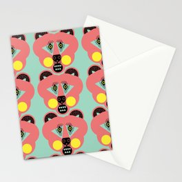 Grizzly Bear Necessities Stationery Cards