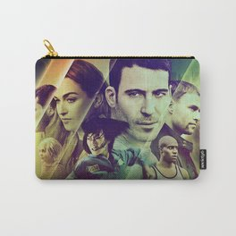 Sense8 Collage Poster Carry-All Pouch
