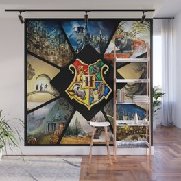 Magical Places Wall Mural