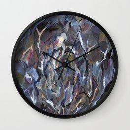 Wings Wall Clock