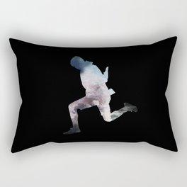 Run Baby Run Rectangular Pillow