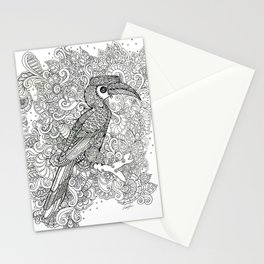 Hornbill of Malaya Stationery Cards