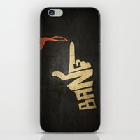 cowboy bebop iPhone & iPod Skins featuring See You Space Cowboy... by 5eth
