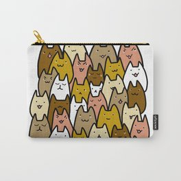A cat lady's soul (normal) Carry-All Pouch