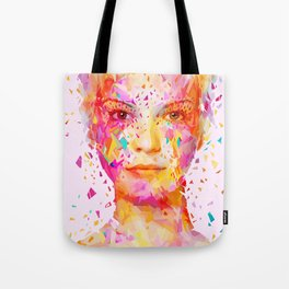 Magenta Tote Bag