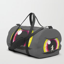 In the eye of the beholder Duffle Bag