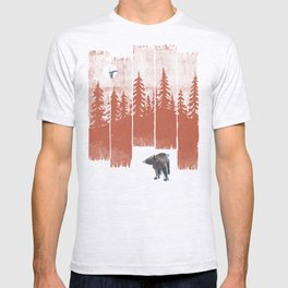 A Bear in the Wild... T-shirt