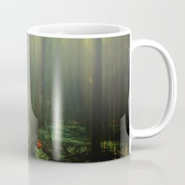 Mist over the moor Coffee Mug