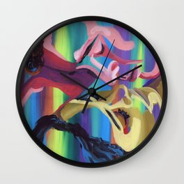 Hover Tension Wall Clock
