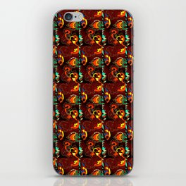 Design of Sun Flower iPhone Skin