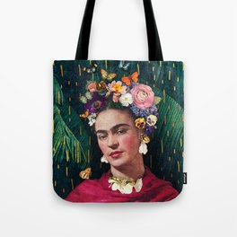 Frida Kahlo :: World Women's Day Tote Bag