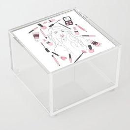 Make Me Up II Acrylic Box