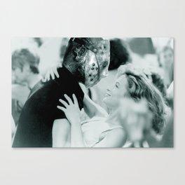 Jason Vorhees in Dirty Dancing Canvas Print