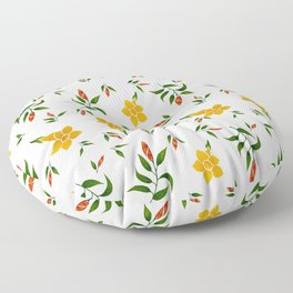 Allamanda Allure Floor Pillow