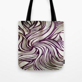 More Swirlls Tote Bag
