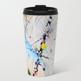 Kandinsky Reimagined Travel Mug