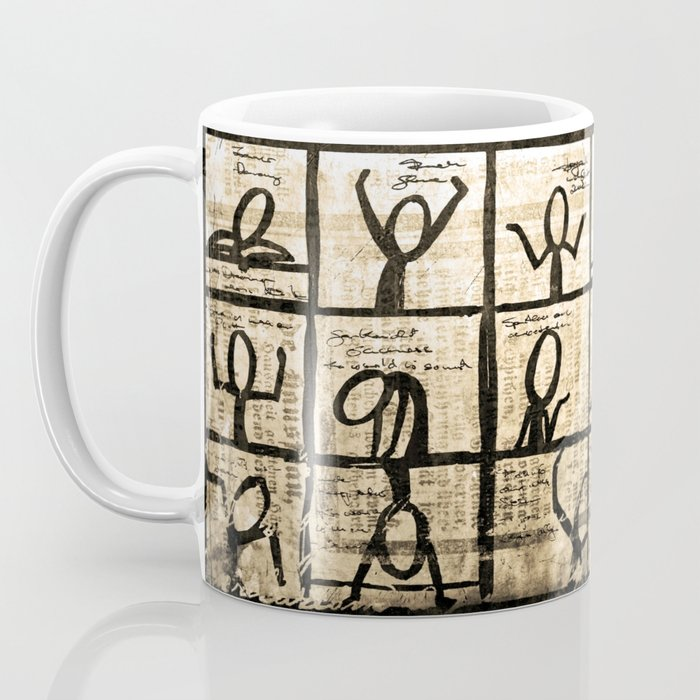 emotion Coffee Mug