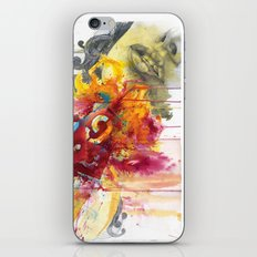 MINGA x Delivery of a Gift iPhone & iPod Skin