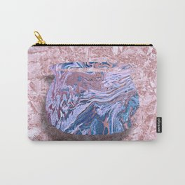 Marbled Comfort Poster Carry-All Pouch