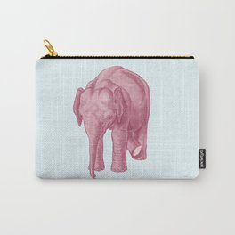 Pink elephants and the emperor of icecream Carry-All Pouch