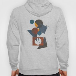 Constructivistic painting Hoody