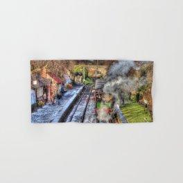 Tantobir Railway Hand & Bath Towel