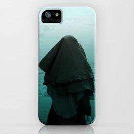 Hide In The Sea iPhone Case