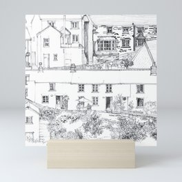 PORTLOE Mini Art Print