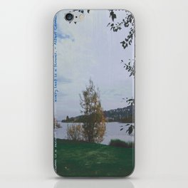 Every Leaf is a Flower - simple iPhone Skin