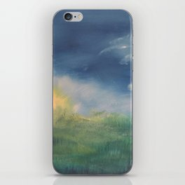 SunnySide Up - Abstract Nature iPhone Skin