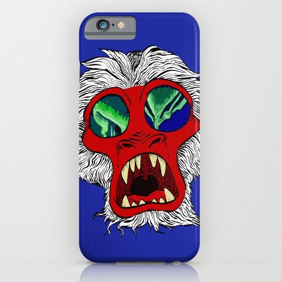 """Arctic Monkey"" by Virginia McCarthy iPhone & iPod Case"