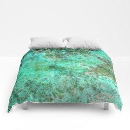 Moment of Epiphany: Emerald  Jewel Version Comforters