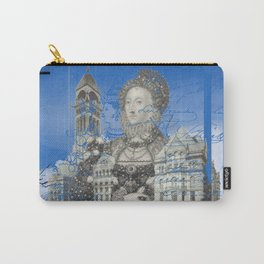 QUEEN ELIZABETH AND THE MANOR HOUSE II Carry-All Pouch