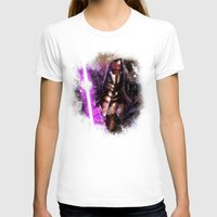 darth T-shirts featuring Darth Revan by Vincent Vernacatola